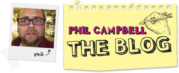 Phil Campbell Blog